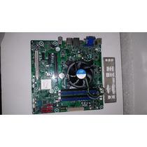 Kit Placa Mãe 1156+ Core I5 650 3.2 Ghz + 8 Gb+placa Video