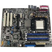 Kit Amd 939 Placa Mãe Asus A8v-e Se Athlon 64 3200+ 4gb Ram