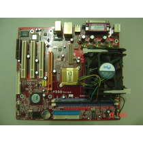 Kit Mother Soquet 478 + Processador Intel + Cooler + Espelho