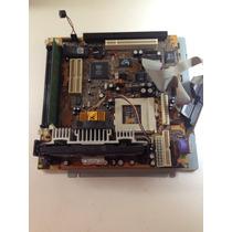 Kit Placa Processador Memoria Antigo