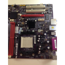 Placa Mae Philtronics Amd690vm Am2