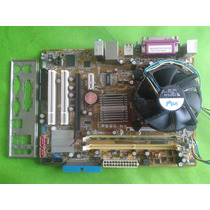Kit Placa Mãe Asus Positivo + Proc. Dual Core E2160 + 2gb
