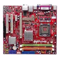 Placa - Pos Mi945aa + Processador Pentim D C/ Defeito