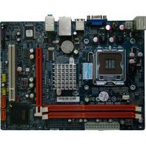 Kit Placa Mãe Ddr3 G41t-m7 +processador E Memória Frete Free