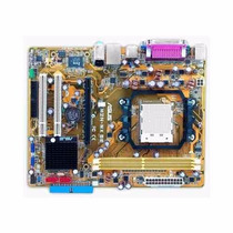 Placa Mãe Asus M2n-mx Se + Proc Athlon 64x2 + Mem + Hd