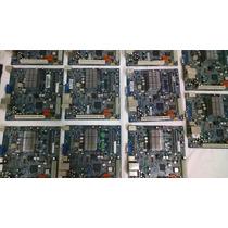 Placa Mãe Pos-einm10cb Cpu Atom D525 Dual Core Defeito.