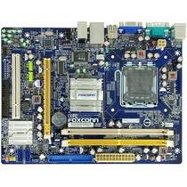 Placa Mae 775 Foxconn G31mv Ddr2 Pci-express 100% Testada.