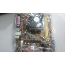 Kit Placa Mãe Asus M2n-mx Se Plus Com Garantia!