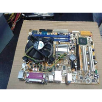 Kit - Placa Intel Dg41wv+proc.d.core E5700+mem.4gb Ddr3 2x2
