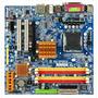 Placa Mãe Gigabyte Ga-965qm-ds2 775 Ddr2 Até 8gb Core 2 Quad