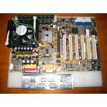 A567 Kit Sce-usa S447 Atx Off P4 478 2.4ghz 1024mb+espelho
