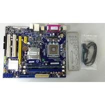 Placa Mãe Foxconn G31mxp-k Slot 775 Ddr2 Pci-e