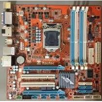 Placa Mae Itautec St4272 Socket 1155 I3 I5 I7 2ª -3ª Geraçao