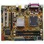 Placa-mãe Pcware Ipm31 775 Ddr2 Suporta Celeron A Core2 Quad