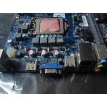 Placa Mãe Chipset Intel H61 - Lga 1155 - Ddr3 16gb I3 I5 I7
