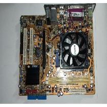 Placa Mae Asus /m2n-mxse + Processador + Cooler
