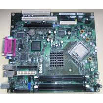 Kit Placa Mãe Dell Gx620 Com P4