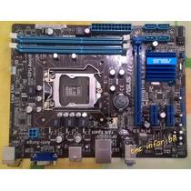Placa Mãe Asus P8h61-m Lx3 R2.0 (socket 1155) Semi Nova
