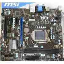 Placa Mãe Msi Ms 7636 H55m E33 (soquete 1156) Imperdível