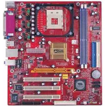 Placa Mãe P25g 478 + Proc Celeron D 2.4 Ghz