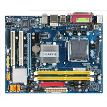 Kit Placa Mae Gigabyte Ga-945gcm-s2l + Dualcore + 1gb Drr2