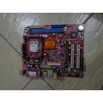 Kit Placa Mãe, Processador E Memoria, Pcchips 478 M925alu
