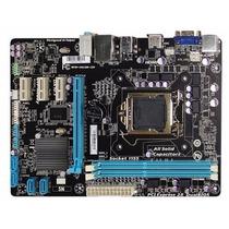 Placa Mãe Socket 1155 Mw-h61m-2h Megaware Seminova