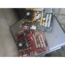 Kit Placa + Processador Athlon X2 Dual Core + Cooler - Am2