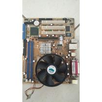 Kit Asus P5pe-vm + Pentium D 2.66\2m\533 + Cooler