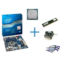 Kit Placa Mãe Intel Core I5 3470 +8gb Ram+cooler!garantia!