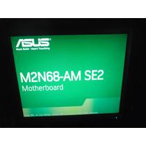 Frete Gratis Asus M2n68-am/se2 Am2+/am3 Gforce Ddr2 Pcie Svr
