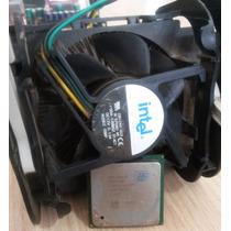 Kit Placa-mãe Asus P4s800, Pentium4 2.8, 1gb Ddr, Hd E Vídeo