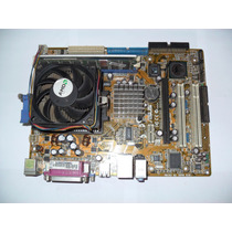 Kit Asus K8v-vm + Athlon 64 2.0ghz + 2gb Memória + Cooler
