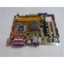 Placa Mãe Asus P5gc-mx/1333 775 Ddr2 Suporta Core 2 Duo