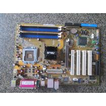 Placa Mãe Asus P5p800-se Socket 775