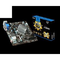 Kit Placa Mãe D1800b-itx + Celeron Dual 2.41ghz+ 2gb Ddr3