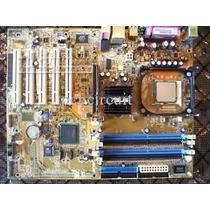 Kit Intel P4 Socket 478 2.8ghz Extreme + P4800se + Memória