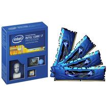 Kit Processador Intel Core I7 5820k + Memórias 16gb Ddr4