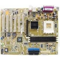 Kit Asus A7v8x-x + Sempron 2300 + Cooler Com Garantia