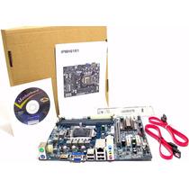 Placa Mãe Intel H61 Lga 1155 Usb 3.0 Ddr3 Promoção Oferta