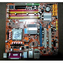 Kit Placa Mãe 775 Ddr2 Itautec St4261+dual Core E5300+1gb!!!