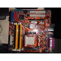 Placa Mãe Itautec Sm3320, Funcionando Perfeitamente, Usada