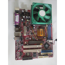 Kit Placa Mae M825 + Proc. Amd Athlon Xp2200 (gratis1gb Mem)