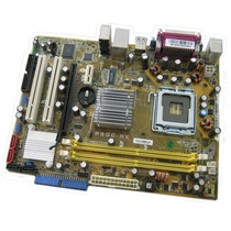 Placa Mãe Desktop Asus Intel Lga775 Ddr2 P5gc-mx - Original