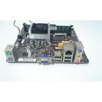 Kit Placa Mãe Msi Dual-core + Memória Ddr3 /2gb