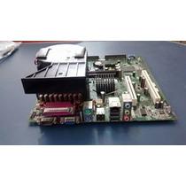 Kit Placa Mãe Dell Sci23-r13 Com Cooler+processador+fonte