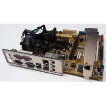 Kit Placa Mãe Asus P5sd2-vm, Com Proc. Celeron 430 1.80ghz