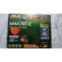 Placa-mãe Asus M4a78t-e + Phenom Ii X4 965 Black Edition