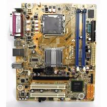 Placa-mãe Pcware Ipm41 Intel 775 Ddr2 Até Quad Core