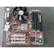 Kit Placa-mãe Itautec St4342+pentium4 3.00 Ghz, 800 Mhz